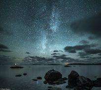 تصاویری دیدنی از کهکشان راه شیری