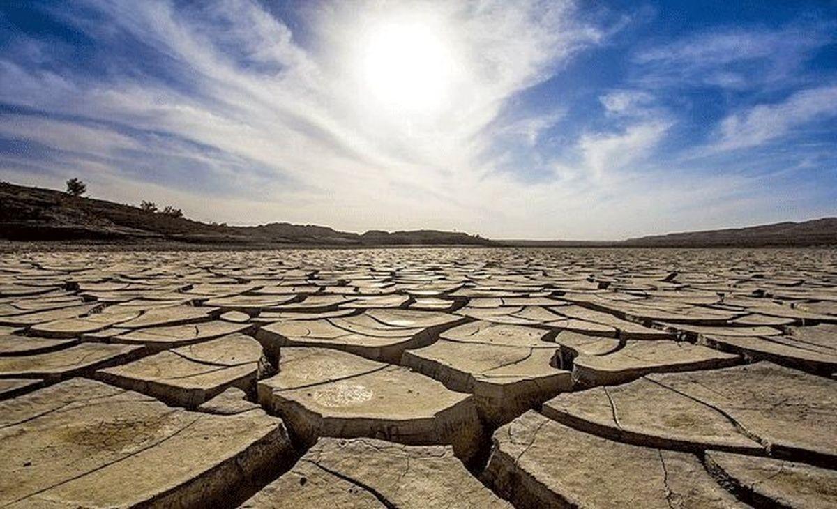 خشکسالی دلیل شوک تولید محصولات اساسی کشاورزی