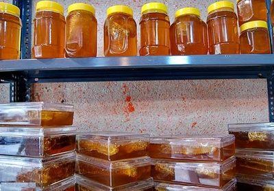 بسته بندی نامرغوب بهترین عسل