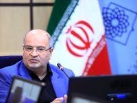 زالی: تهران جزء شهرهای آلوده و نقاط پرخطر کشور است