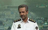 توقیف کامیونهای فرسوده فاقد معاینه فنی در تهران