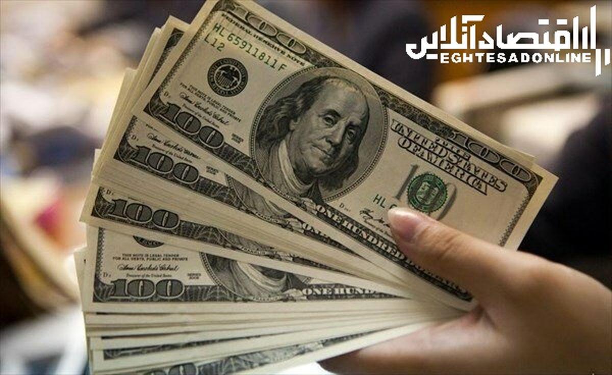 دلار در بازارهای جهانی نیرومندانه پیش میرود