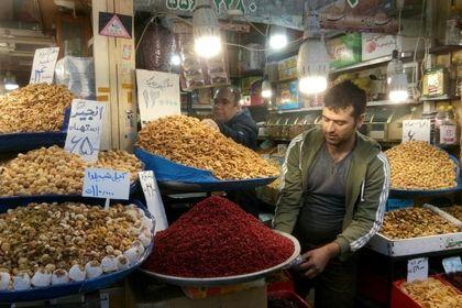 در بازار آجیل شب یلدا چه میگذرد؟ +تصاویر