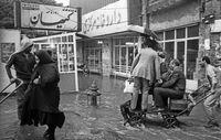 ۳۲ سال پیش؛ آخرین سیل تهران +تصاویر