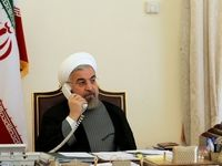 قدردانی رییسجمهور از مدیریت سنجیده و مقتدرانه نیروهای انتظامی