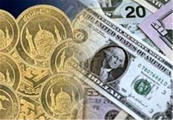 قیمت طلا ،سکه و یورو افزایشی شد
