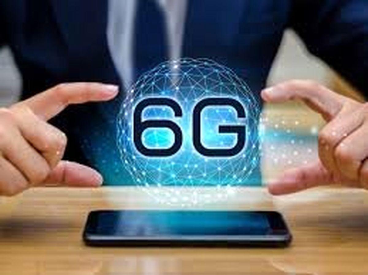 چین درحال توسعه شبکه ۶G!