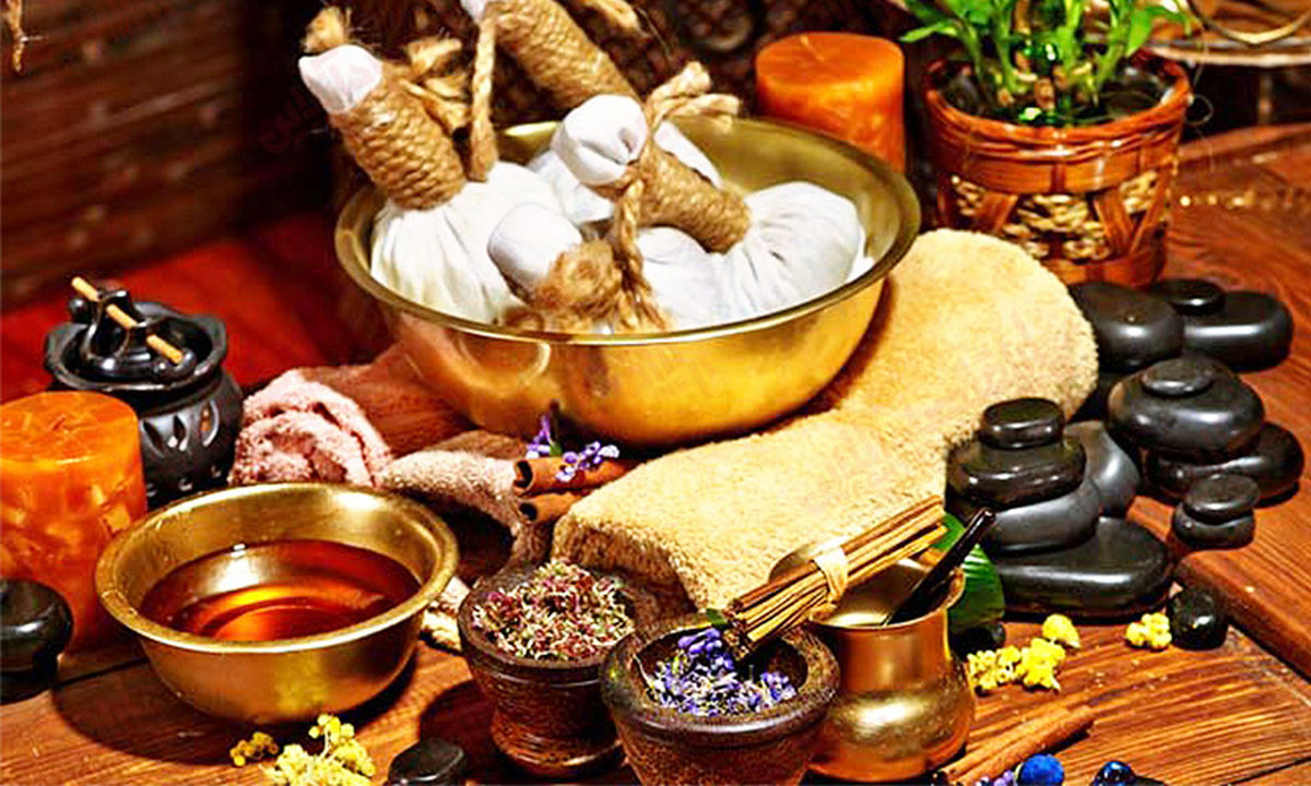 ۱۰ نوع گیاه دارویی و ادویه جات قدرتمند آیورودا با فواید سلامتی آنها