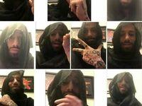 عکسهایی که «تتلو» با روسری از خود منتشر کرد! +تصویر