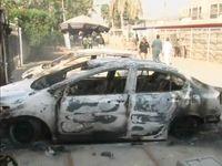 سرکنسولگری چین در پاکستان هدف حمله مسلحانه قرار گرفت