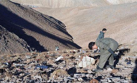 20 مهر 1373؛ سقوط هواپیمای مسافربری « فوکر» آسمان