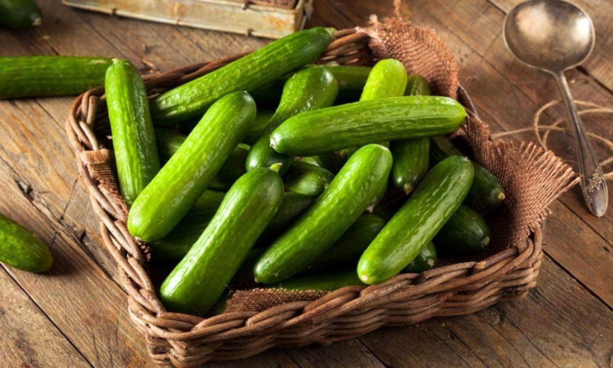 ۷ مزیت خوردن خیار برای سلامتی