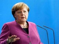 مرکل: ویروس کرونا بزرگترین آزمون اتحادیه اروپا است