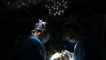 تصاویر دلخراش از جراحی تومور لگن