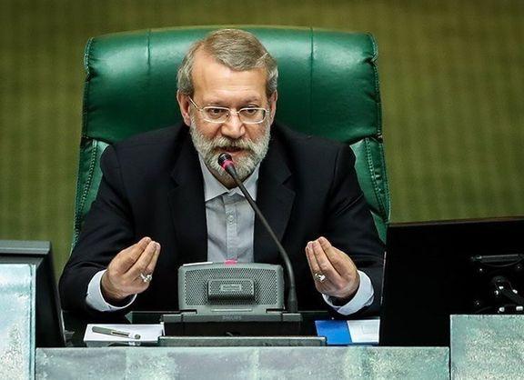 لاریجانی: جمهوری اسلامی از توافق هستهای ضرر نکرد