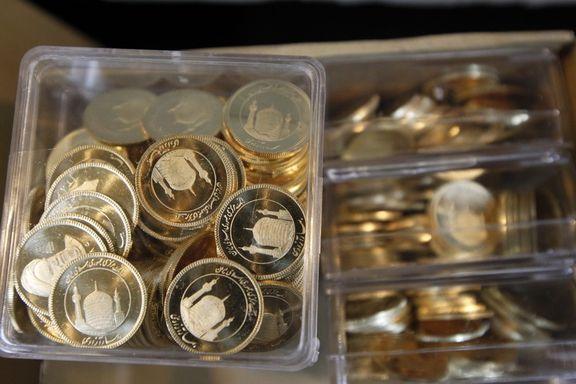 حباب سکه به 460هزار تومان کاهش یافت