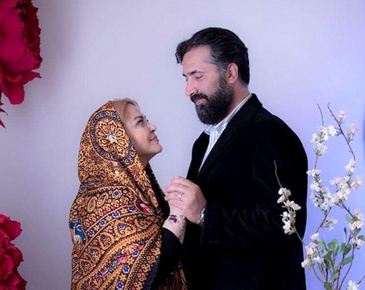 همسر بهاره رهنما و دخترش +عکس