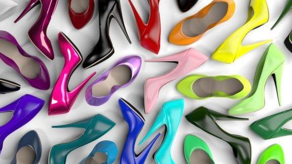 رازهایی درباره کفش پاشنه بلند +عکس