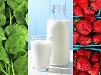 بهترین غذاها برای سلامت دندانها