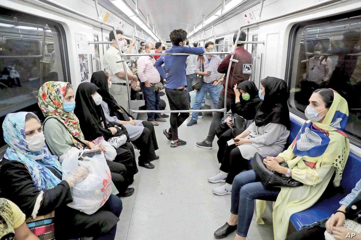 تاثیر حمل و نقل عمومی در شیوع کرونا چیست؟