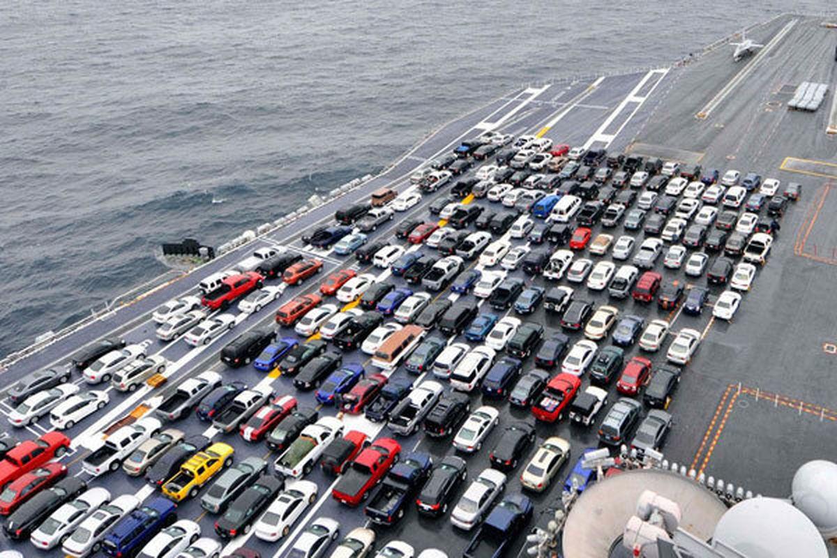 واردات خودرو از مناطق آزاد اجرایی میشود؟