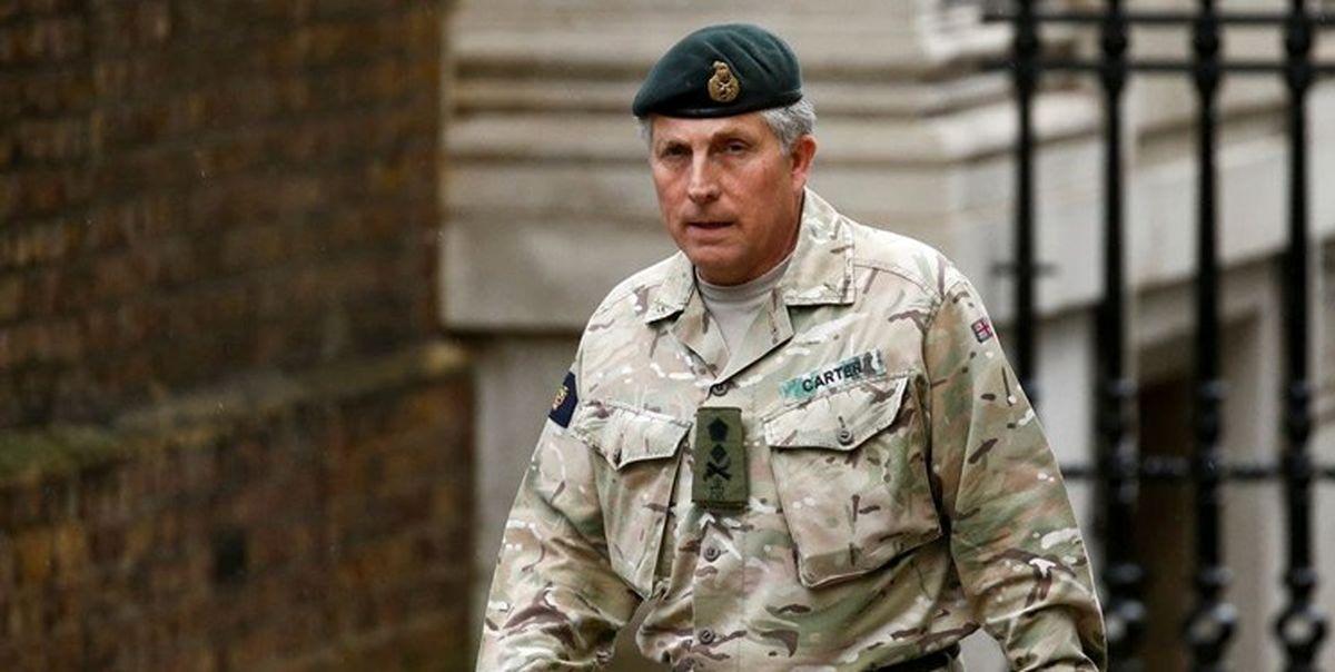 فرمانده انگلیسی: خروج نیروهای خارجی از افغانستان به جنگ داخلی منجر می شود