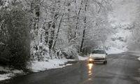 هشدار بارش شدید برف و باران