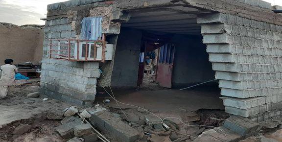 بازسازی ١۴٠٠٠واحد مسکونی آسیب دیده در سیل به دستور روحانی
