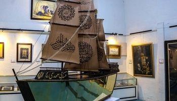 واقعیت کشتی قرآنی مطلا
