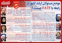 موضع مسئولان ارشد کشور در رابطه با FATF چیست؟