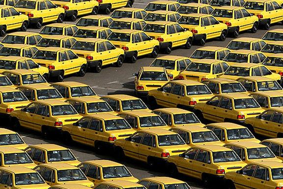 بخشودگی شارژ ماهانه تاکسیرانان پایانهای تهران تا اردیبهشت ۹۹