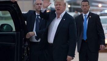 راننده ترامپ از رئیسجمهوری آمریکا شکایت کرد