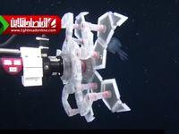 ربات دریایی! +فیلم