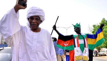 تظاهرات مردم سودان +تصاویر