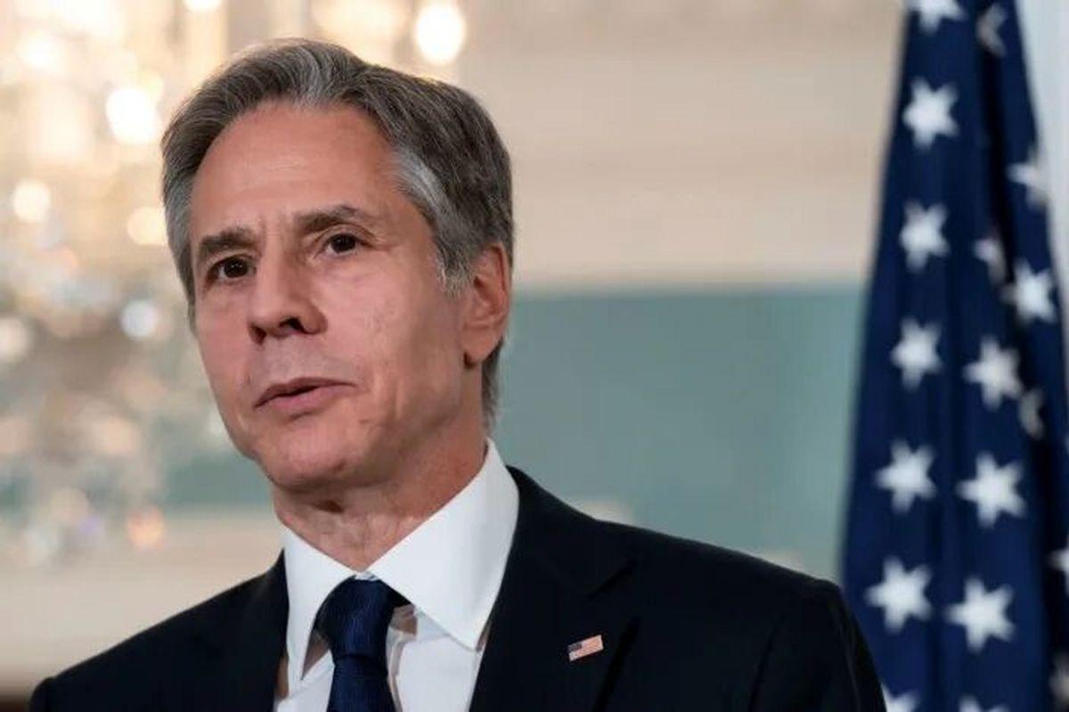 وزیر خارجه آمریکا خواستار موافقت فوری انصارالله با آتش بس شد