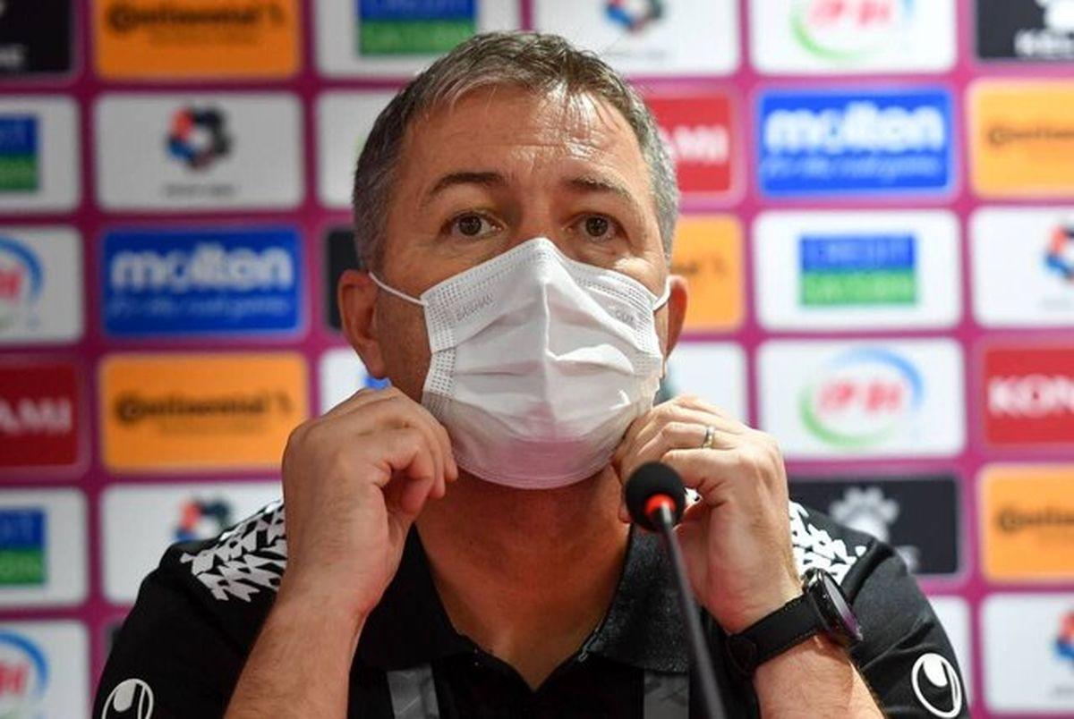 اسکوچیچ: لیاقت پیروزی بر عراق را داشتیم