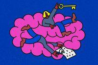 چگونه مغزمان را مانند یک قهرمان حافظه ورز دهیم؟
