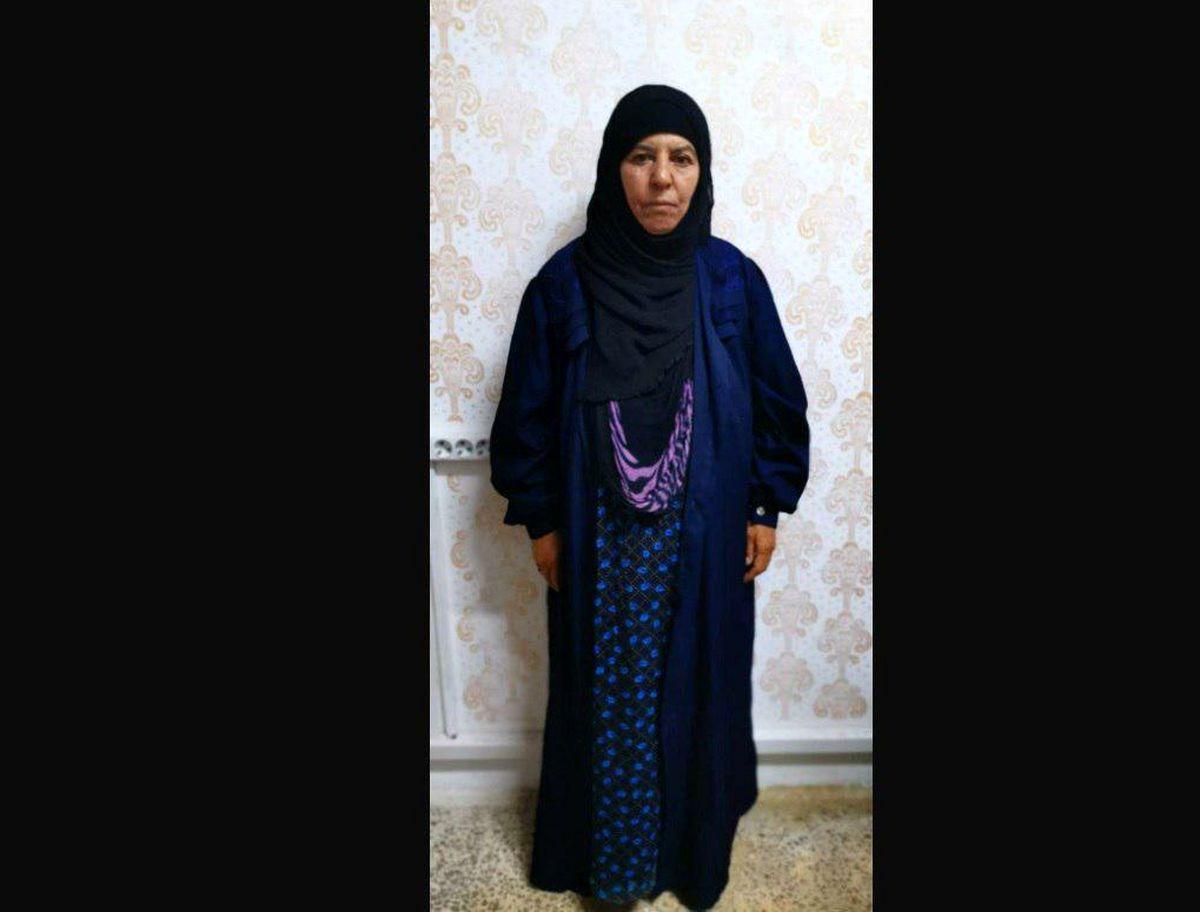 ترکیه خواهر البغدادی را دستگیر کرد +عکس
