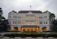 بازسازی مشهورترین هتل سنگاپور +عکس