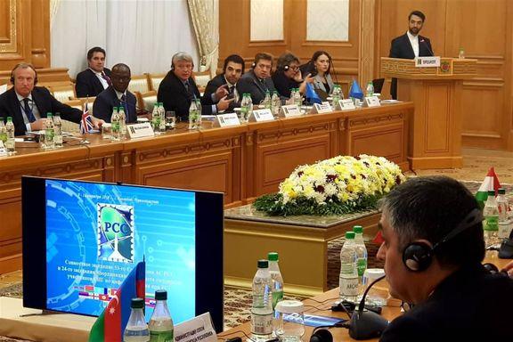 آمادگی ایران برای تاسیس دفتر RCC در تهران