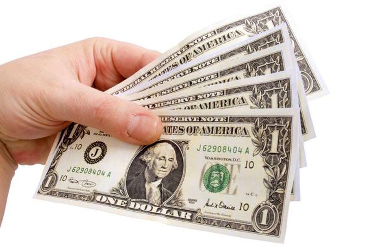 قیمت دلار ۱۳ دی ماه ۱۳۹۹