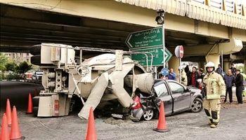 پل مرگبار در شمال تهران!