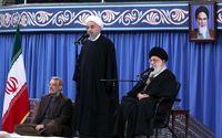 رهبر معظم انقلاب: ملت ایران یک شجره طیبه است؛ آمریکا غلط میکند که آن را تهدید کند/ هرجا اسلام حاکم شده، استکبار سیلی خورده است