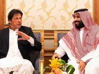 حاتم بخشی چند میلیاردی ملک سلمان به پاکستان