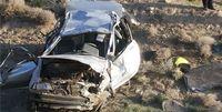 یک فوتی و ۴مصدوم حاصل سقوط خودرو به دره
