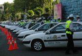 گشت تقلبی پلیس نامحسوس راهنمایی و رانندگی در تهران +فیلم
