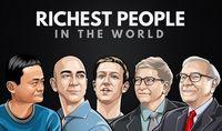تازهترین به روزرسانی ثروتمندان جهان
