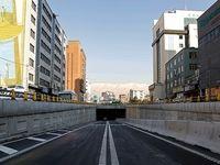 افتتاح زیرگذر استاد معین چقدر برای شهرداری آب خورد؟