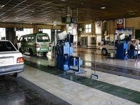 مردودی 41درصد خودروها در معاینه فنی خردادماه