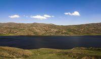 دریاچه نئور در اردبیل +عکس